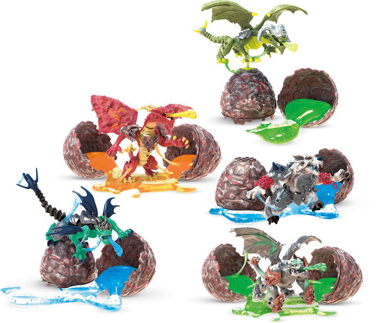 Mega Construx Breakout Beasts Pack - Wave 1 - Styles May Vary
