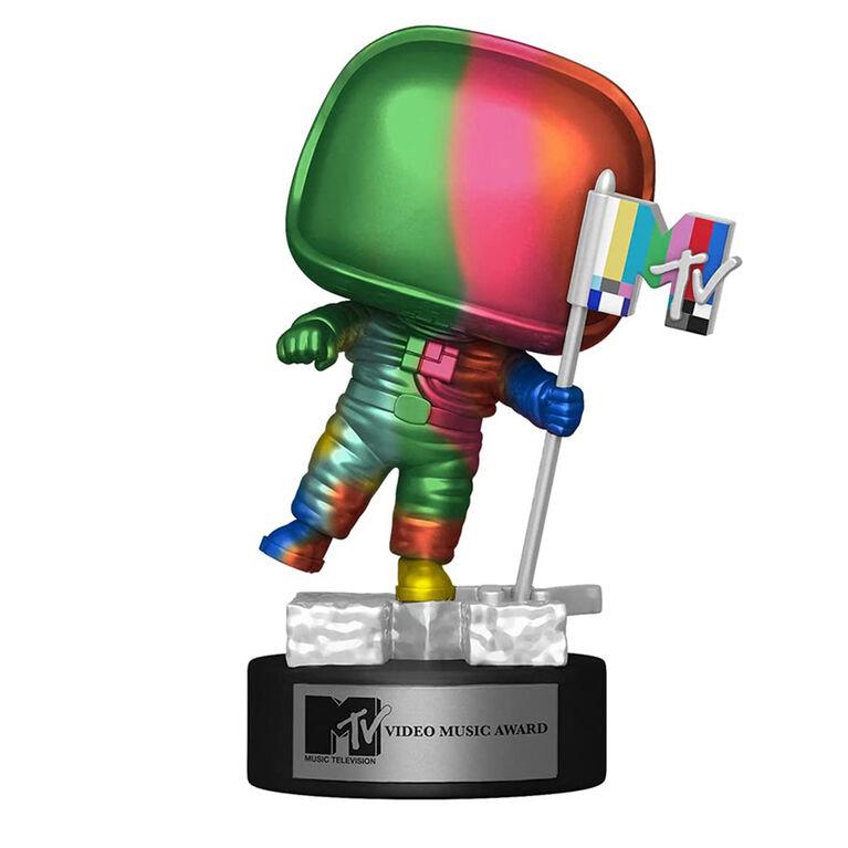 Figurine en Vinyle Rainbow Moon Person par Funko POP! MTV