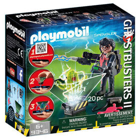 Playmobil - Ghostbusters  Egon Spengler