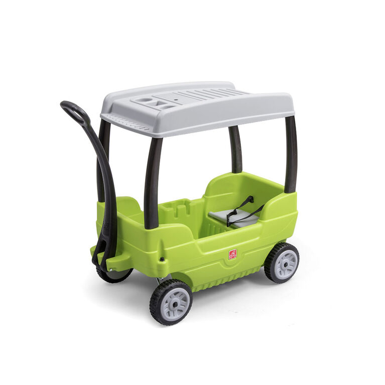 Step2 Canopy Wagon Green