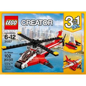LEGO Creator L'hélicoptère rouge 31057