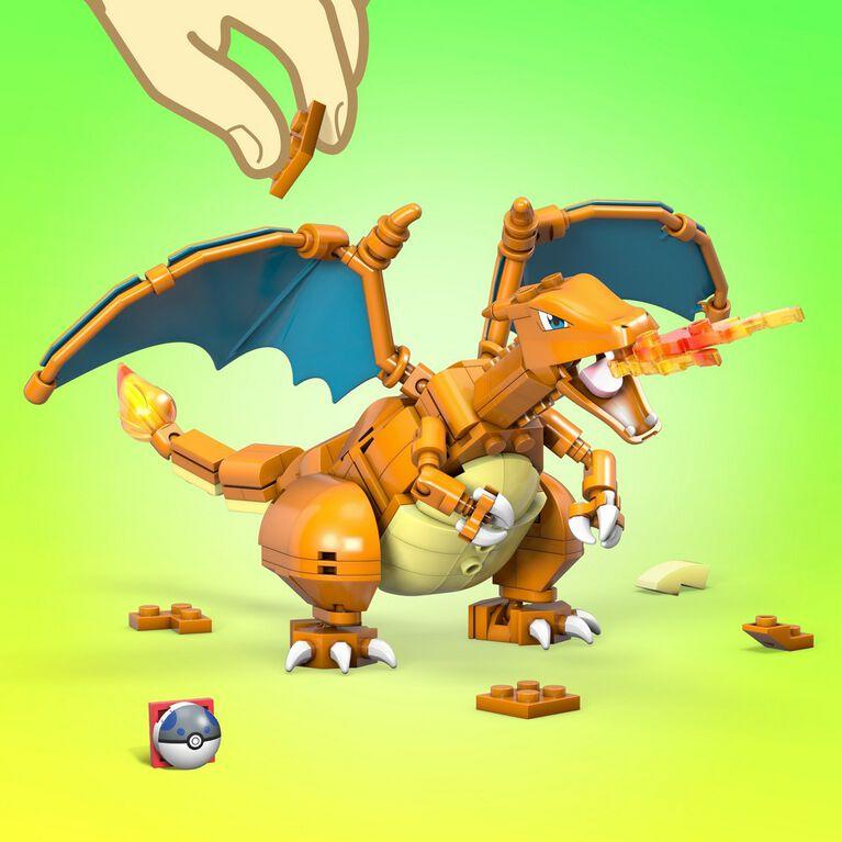 Mega Construx - Pokémon - Dracaufeu