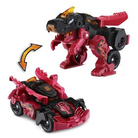 VTech Switch and Go T-Rex Muscle Car - French Edition