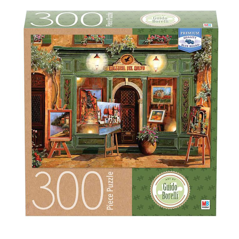Artist Geno Peoples - 300-Piece Adult Jigsaw Puzzle - Dreamscape