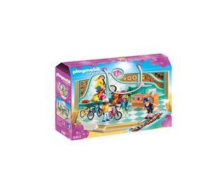 Playmobil - Bike & Skate Shop