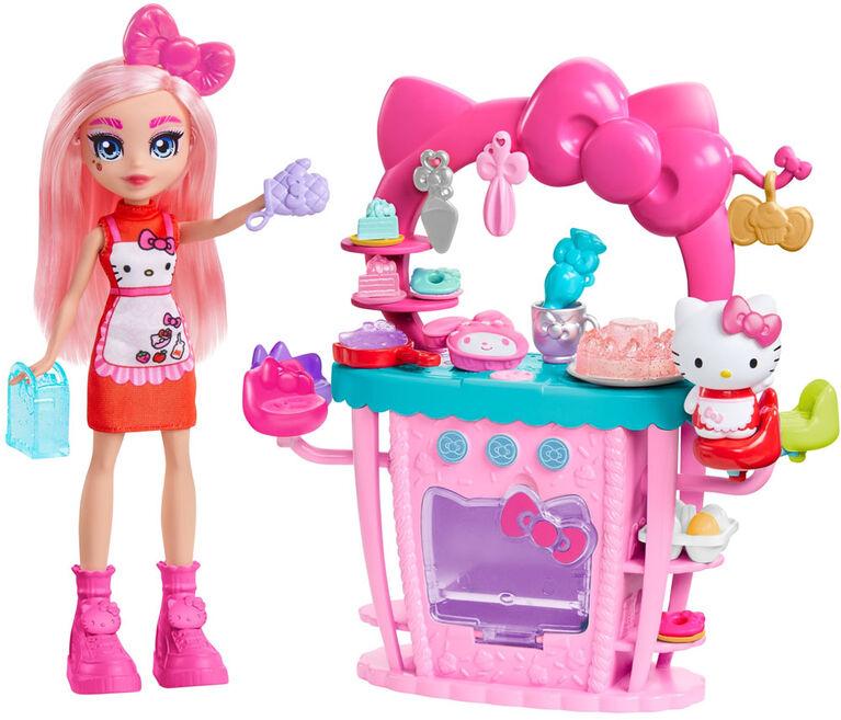 Hello Kitty & Friends So-delish Kitchen Playset