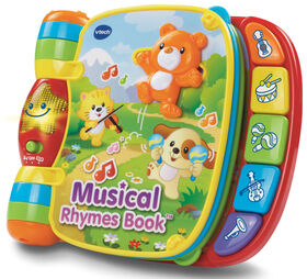 Vtech - Musical Rhymes Book - English Edition