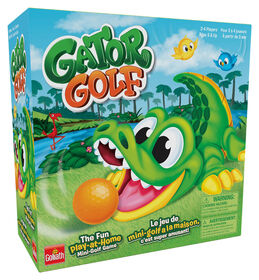 Goliath Games: Gator Golf Game