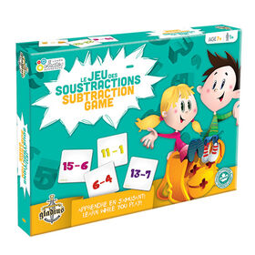 Learn Collection Subtractions Game