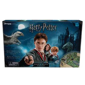 Jeu Harry Potter - les créatures magiques