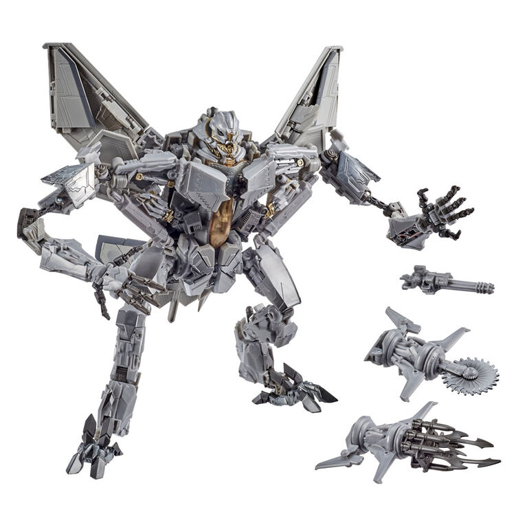Hasbro Transformers Movie Masterpiece Series MPM-10 Starscream Collector Figure