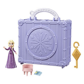 Disney Frozen Pop Adventures Elsa's Bedroom Pop-up Playset