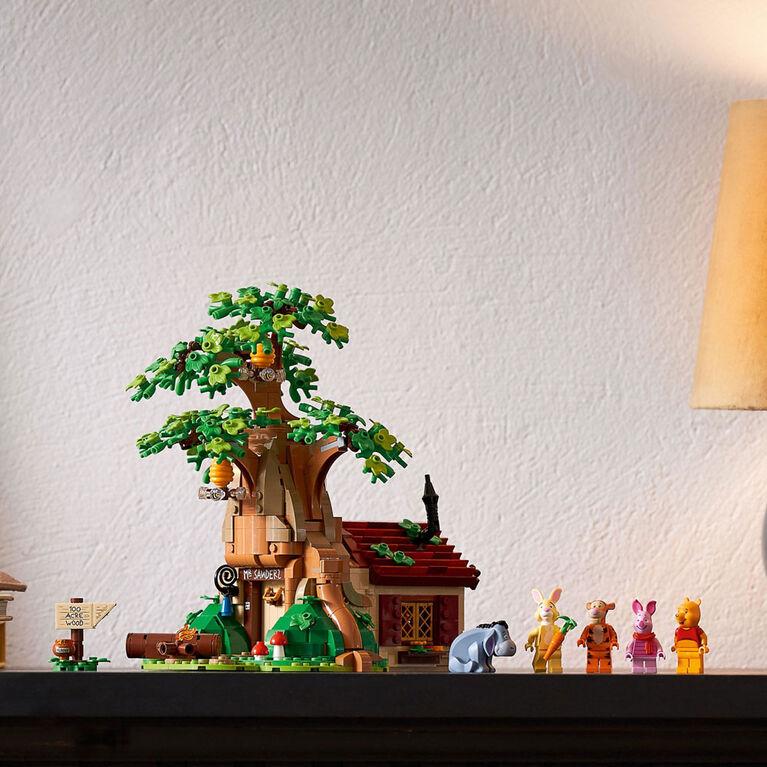 LEGO Ideas Winnie l'ourson 21326