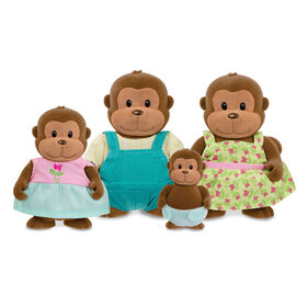 Li'l Woodzeez, O'Funnigan Monkeys