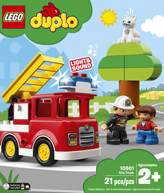 LEGO DUPLO Town Fire Truck 10901