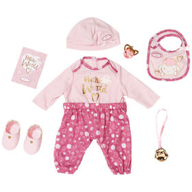 Tenue de luxe de Baby Annabell - Édition anglaise