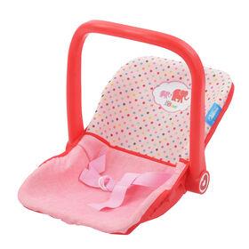 Siège d'auto pour poupée Little Mommy - Notre exclusivité