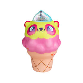 Soft'n Slo Squishies Ultra Gemmiez Cone de Panda