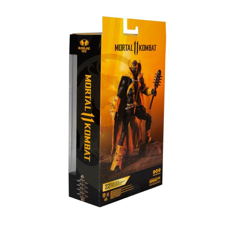 Série de collectionneurs d'étiquettes d'or McFarlane: Spawn (Malédiction de l'apocalypse) - Notre exclusivité