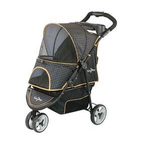 Gen7Pets Promenade Pet Stroller - Gold Nugget