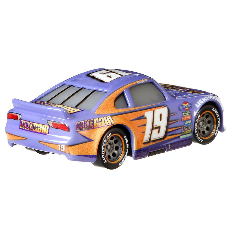 Disney Pixar Cars Bobby Swift & Brick Yardley 2-Pack