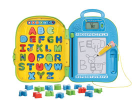 LeapFrog Go-with-Me ABC Backpack - French Edition