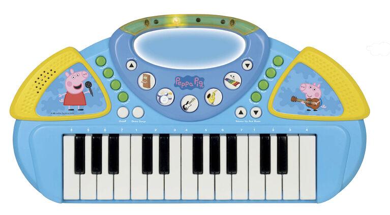 Peppa Pig 25 Key Keyboard