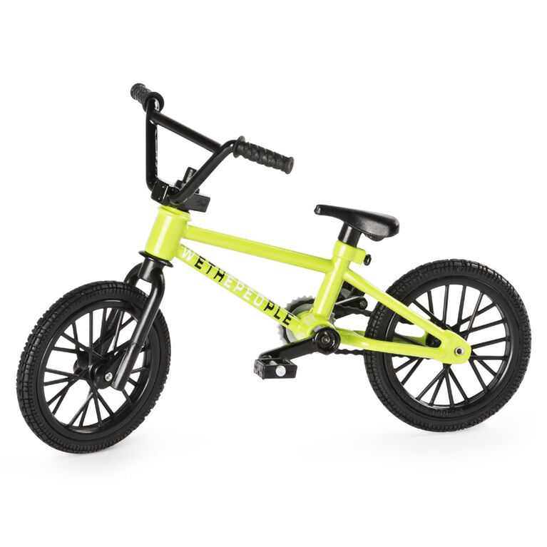Tech Deck Bmx Finger Bike Wethepeople Lime Green Black Series 9 Toys R Us Canada