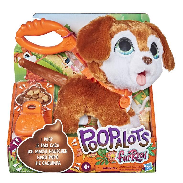 furReal Poopalots Big Wags Interactive Pet (Pup)