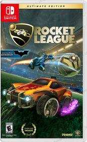Nintendo Switch-Rocket League Ultimate Edition