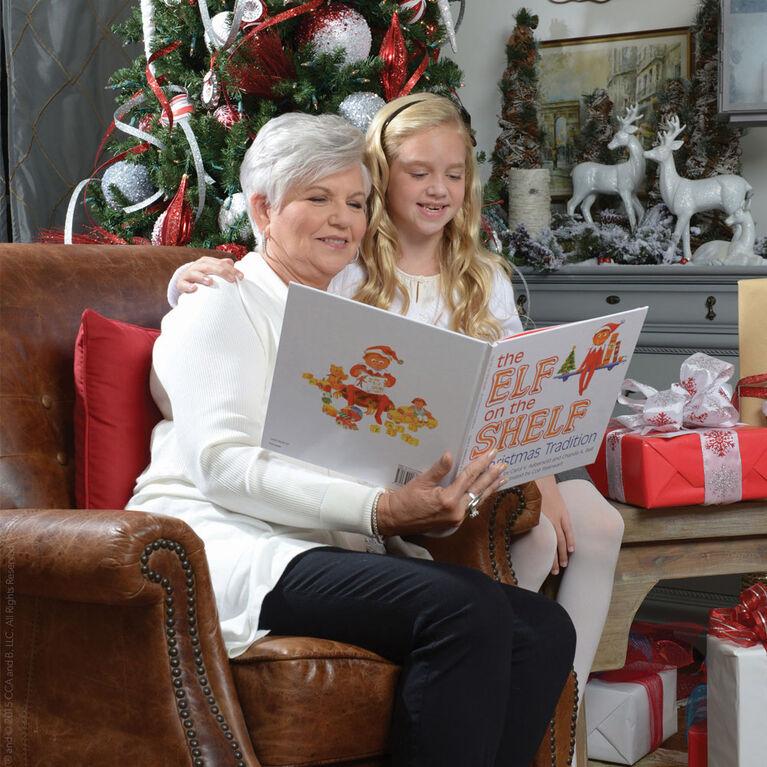 The Elf on the Shelf: A Christmas Tradition - Girl Light