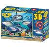 Shark Week - Shark Selfie- 100 Piece 3D Puzzle - R Exclusive