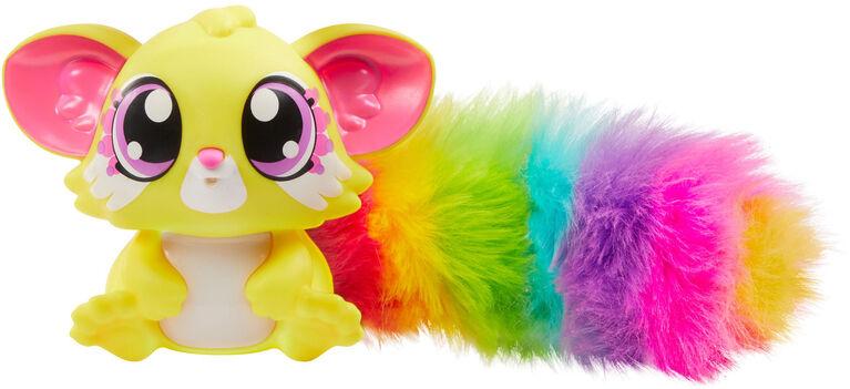 Lil' Gleemerz Babies Yellow Figure