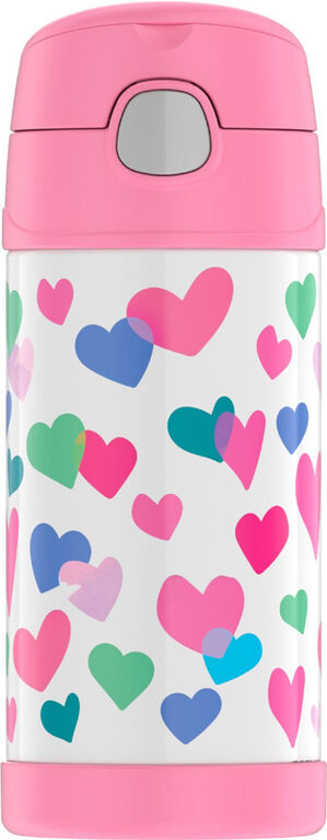 Thermos - Bouteiile Funtainer - Coeurs 12oz