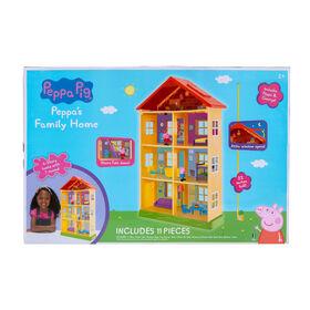 Peppa's Family Home - English Edition