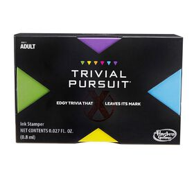 Hasbro Gaming - Trivial Pursuit X Game