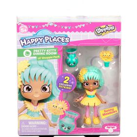 Shopkins Happy Places S3 Lil' Shoppie Pack: Sunny Meadows
