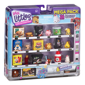 Shopkins Real Littles Vending Machine - Mega Pack