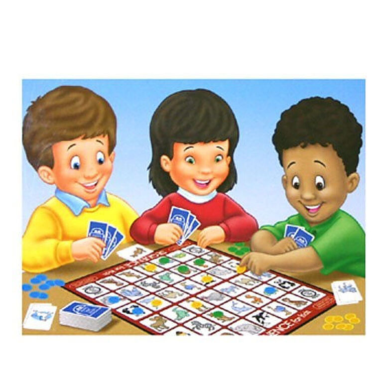 Sequence Game for Kids