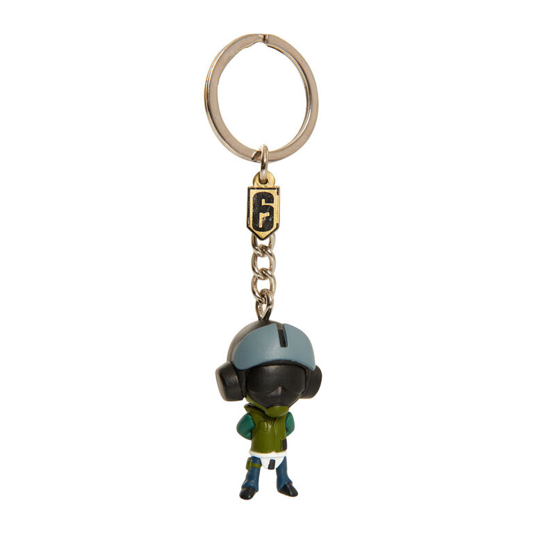 Ubisoft Six Collection Keychain - Jager