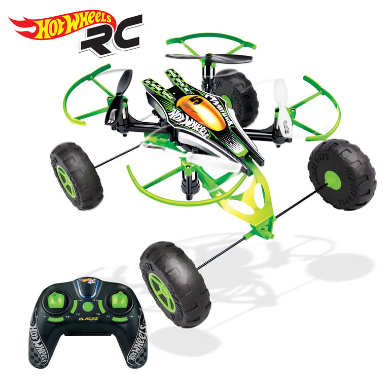 Roues chaudes DRX Monstre X Drone de Terrain.