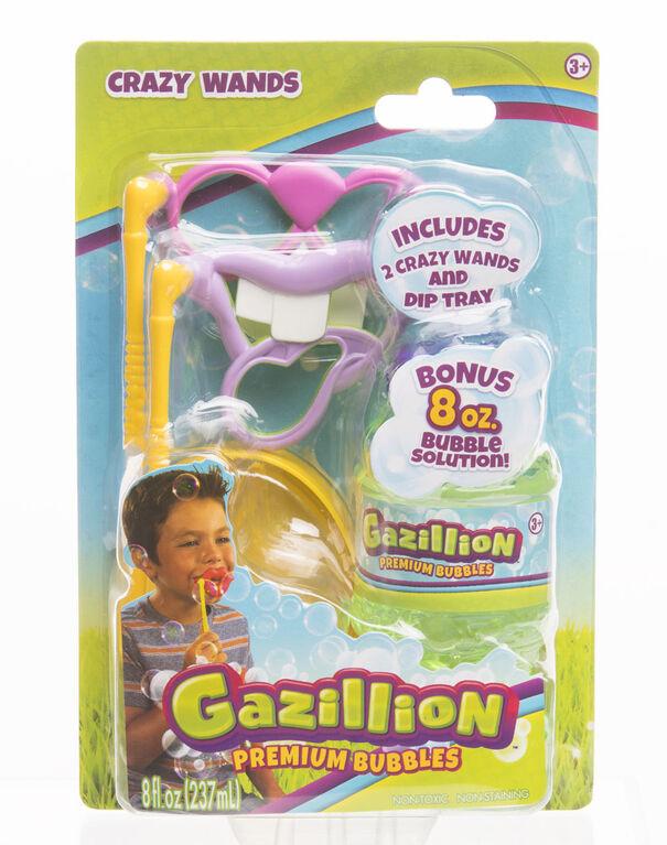Gazillion - Baguettes folles