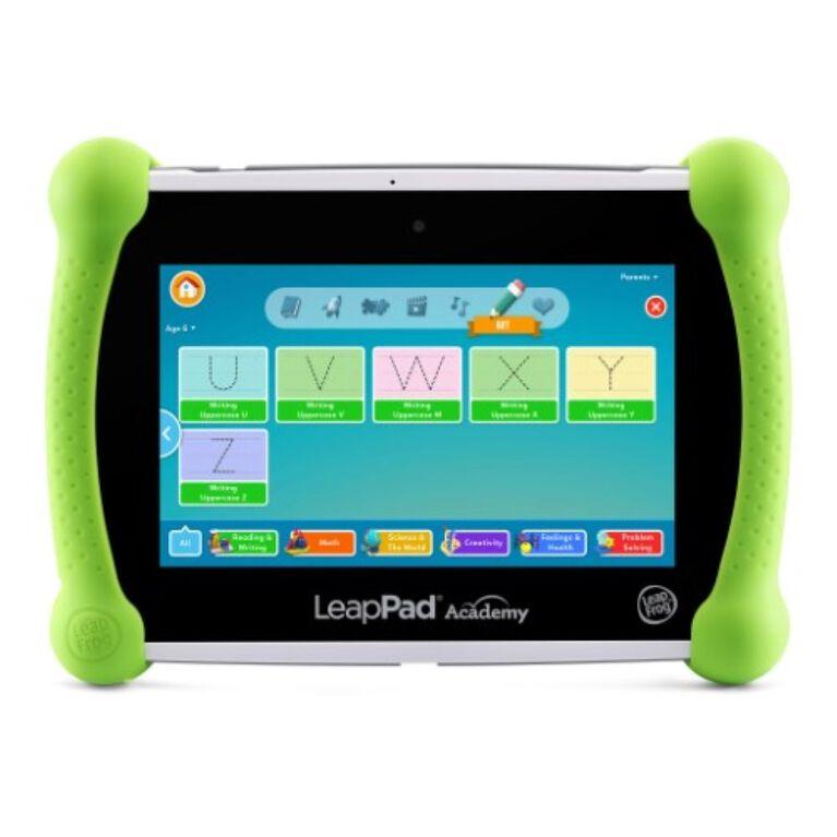 LeapFrog LeapPad Academy - Vert - Édition anglaise