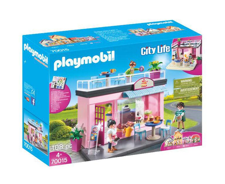 Playmobil  My Café 70015