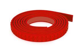 Mayka Toy Block Tape 2 Stud 656 ft - Red