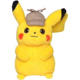 "Pokémon Detective Pikachu 8"" Plush - With Sound  032166"