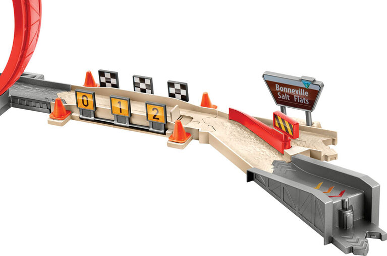 Disney/Pixar Cars XRS Rocket Racing Super Loop