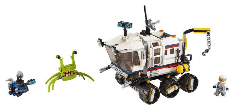 LEGO Creator L'explorateur spatial 31107