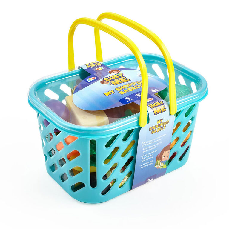 Busy Me My Shopping Basket - R Exclusive - English Edition