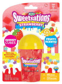 OrbSlimy Sweetsations (130g) - Red